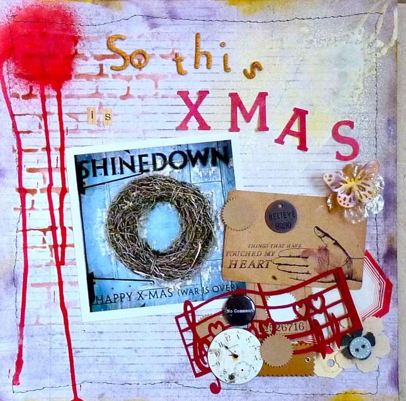 """Défi """"Chantons, chantons Noël"""" de picotine (déc) P1090620"""