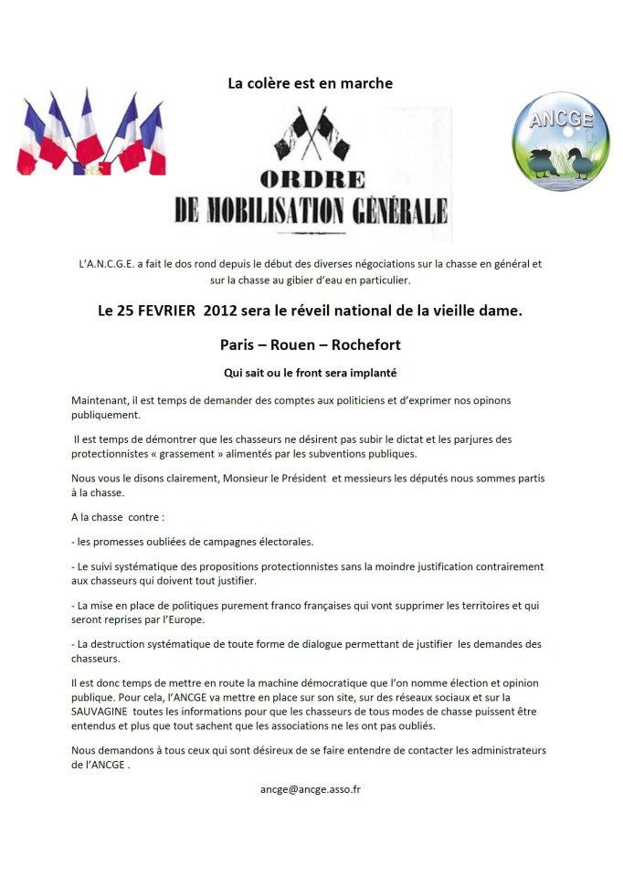 La Fédération Nationale des Chasseurs dénonce la mauvaise foi des protecteurs ! 40359410