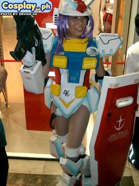 Gundam Girls Gundam12