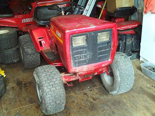 craftsman mud mower Agway10