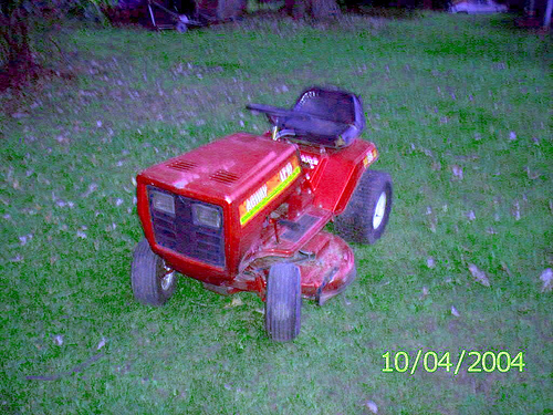 The Tractor That Got You All Into This (First Tractor) Agway_10