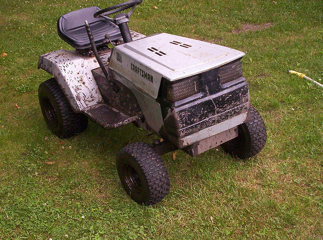 The Tractor That Got You All Into This (First Tractor) Crafts10
