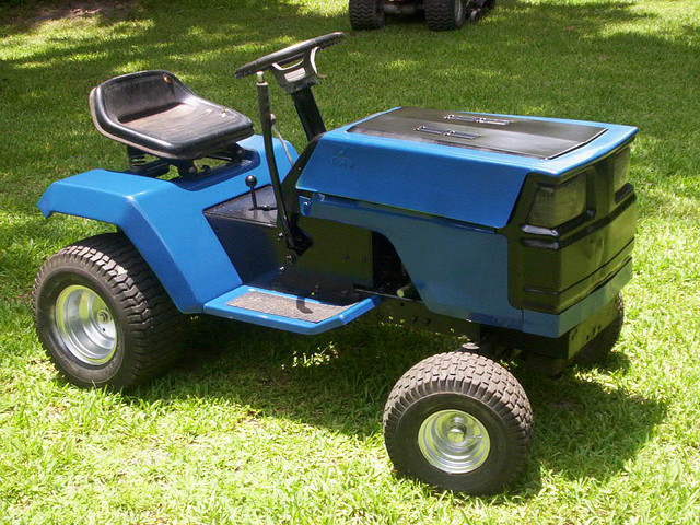 The Tractor That Got You All Into This (First Tractor) Crafts11