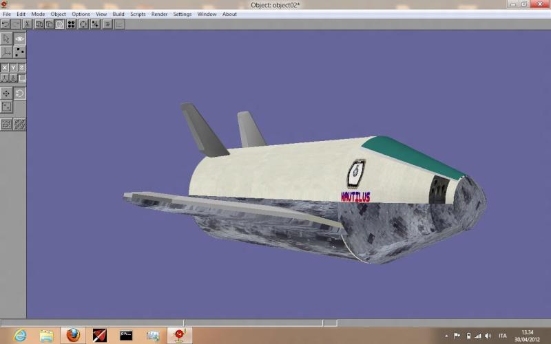 Ermes Space Launchers-------sviluppo  Nuatil10