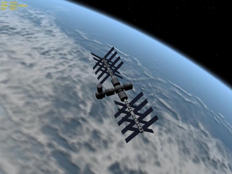 SPACE - Primo add-on completamente scritto in dll rilasciato......Oracle Space Station  Oracle10