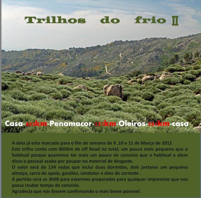 Trilhos do Frio II Tri10