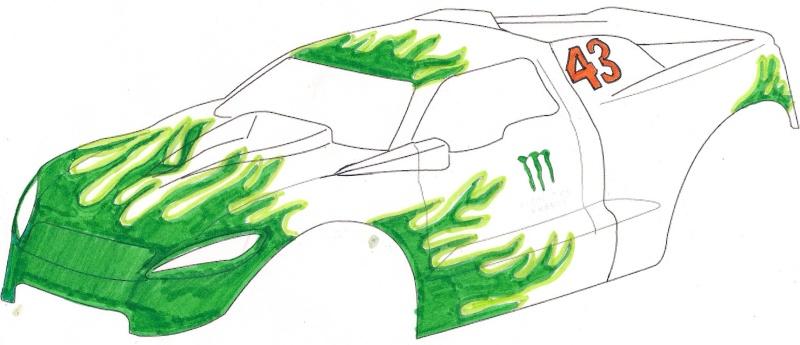 Mon B-REVO xerun 150a 2200kv sensored  - Page 2 Carro_10