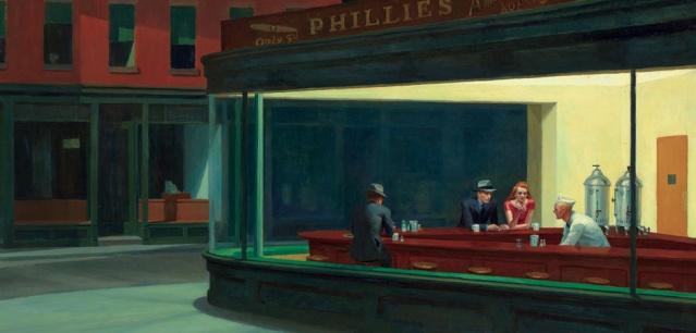 Edward Hopper au Grand Palais (10/10/12 - 3/02/13) Hopper10