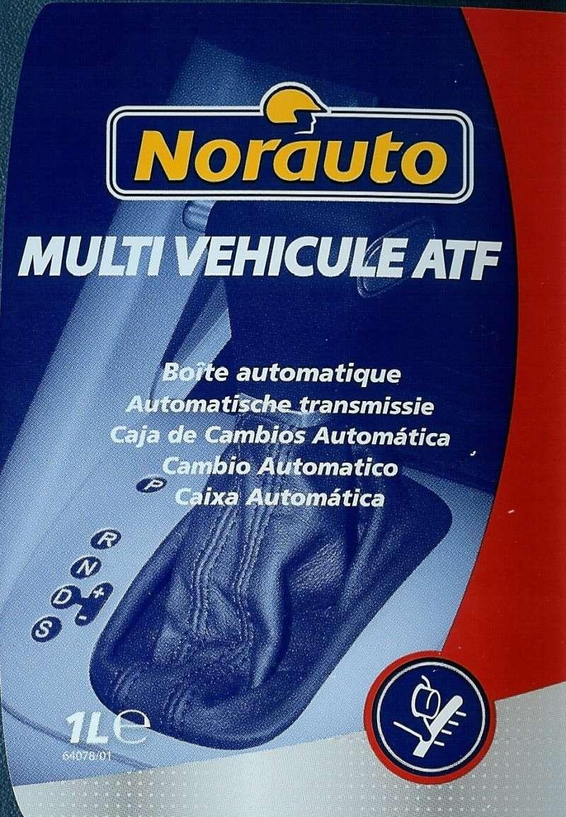 Vidange huile boite de vitesse Atf11