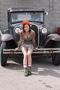 Les Jolies Femmes et l'Automobile XIV -1a55210