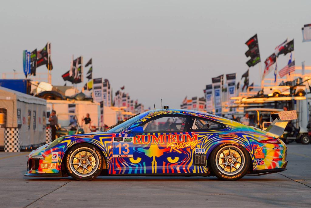 Les Porsche 911 de l'endurance -911_r11