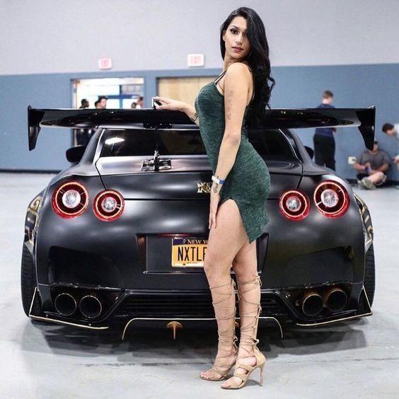 Les Jolies Femmes et l'Automobile XIV -9aa0010