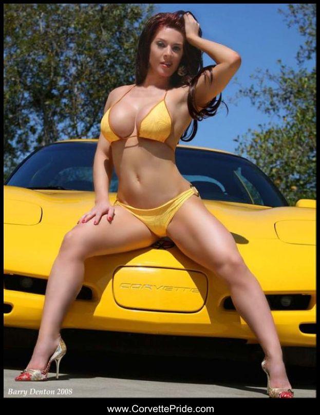 Les Jolies Femmes et l'Automobile XIV -corve10