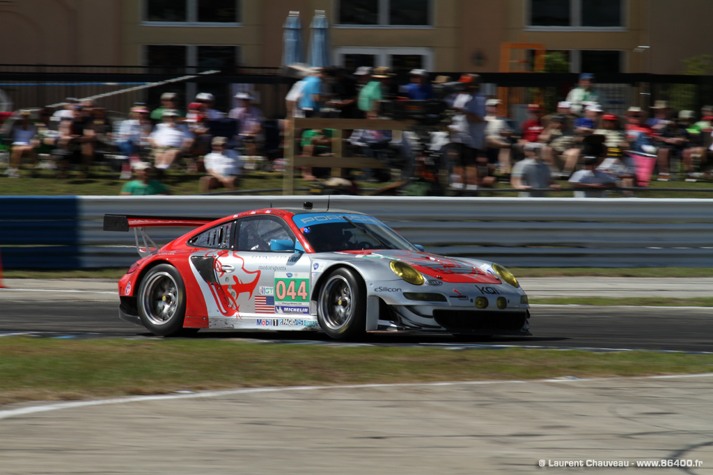Les Porsche 911 de l'endurance -flyin10