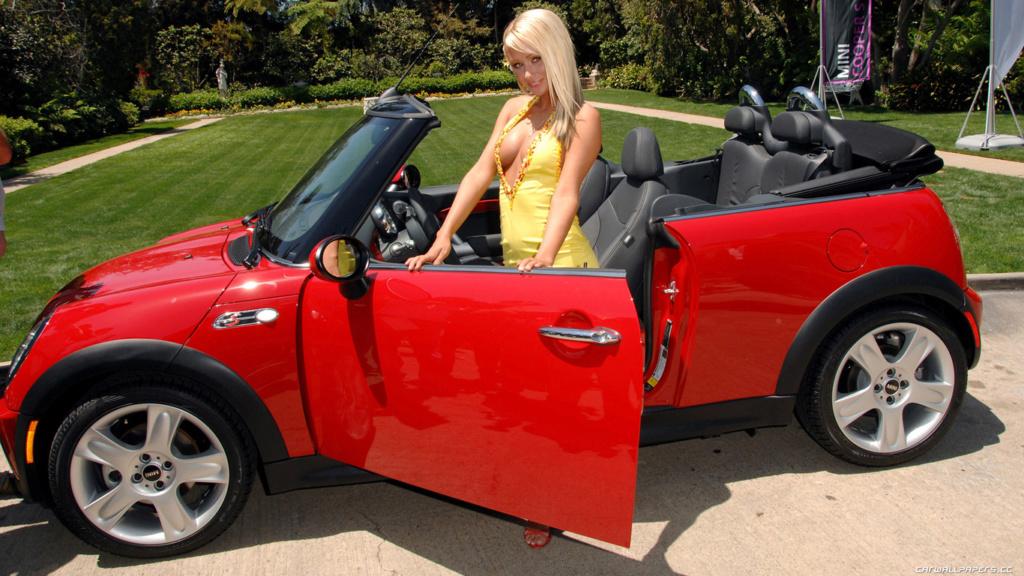 Les Jolies Femmes et l'Automobile XIV -sexyg63