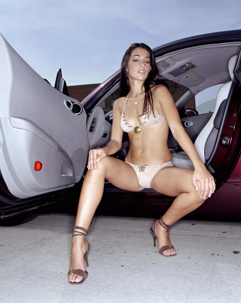 Les Jolies Femmes et l'Automobile XIV -sexyg64