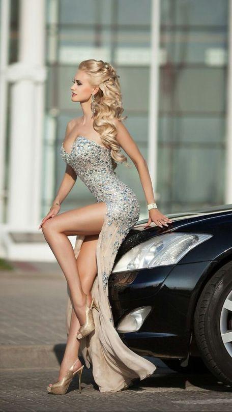 Les Jolies Femmes et l'Automobile XIV - Page 3 -sexyg76