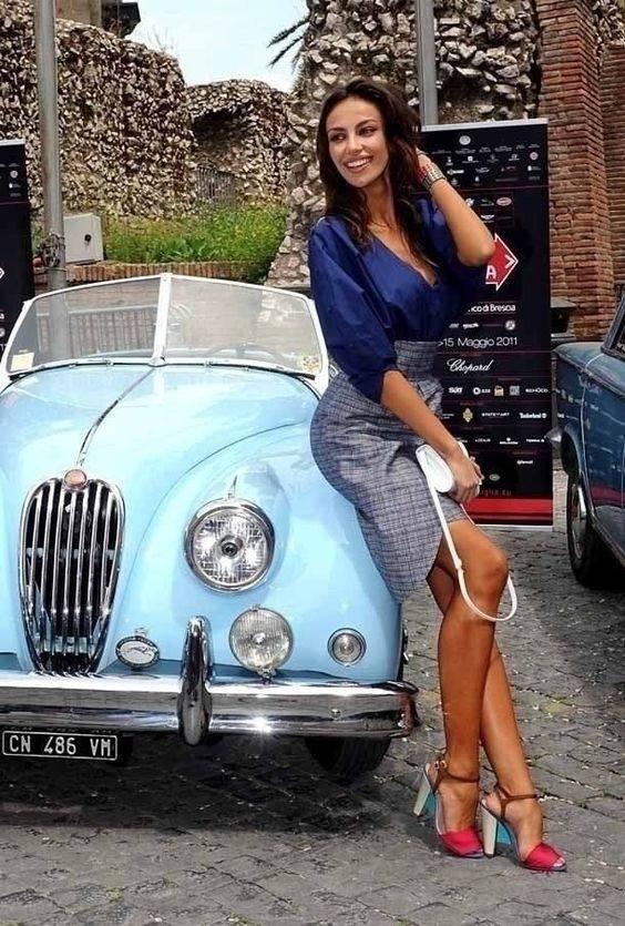 Les Jolies Femmes et l'Automobile XIV - Page 4 -sexyg78