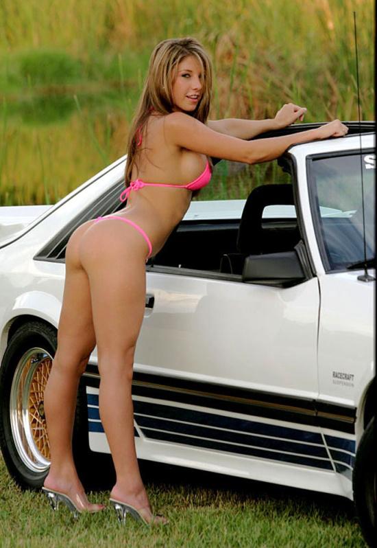 Les Jolies Femmes et l'Automobile XIV - Page 5 -sexyg85