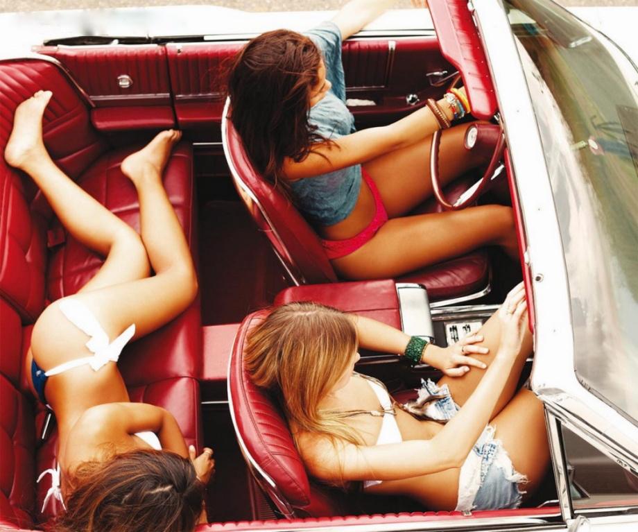 Les Jolies Femmes et l'Automobile XIV - Page 5 -sexyg91
