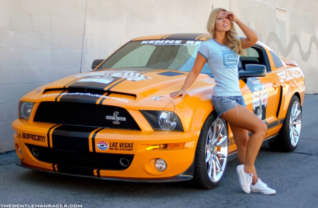 Les Jolies Femmes et l'Automobile XIV - Page 5 -sexyg92