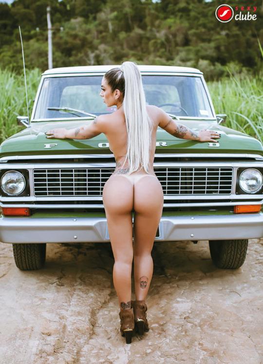 Les Jolies Femmes et l'Automobile XIV - Page 4 -tumbl48