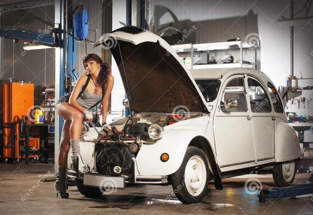Les Jolies Femmes et l'Automobile XIV - Page 4 -une-f10