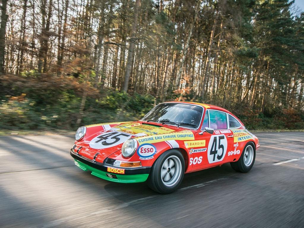 Les Porsche 911 de l'endurance 911_ba15