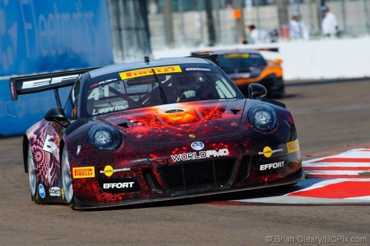 Les Porsche 911 de l'endurance 911_le10