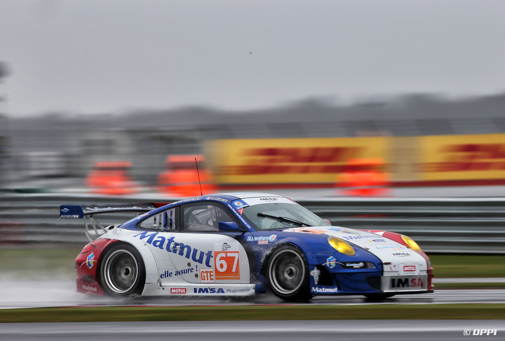 Les Porsche 911 de l'endurance 911_ma10
