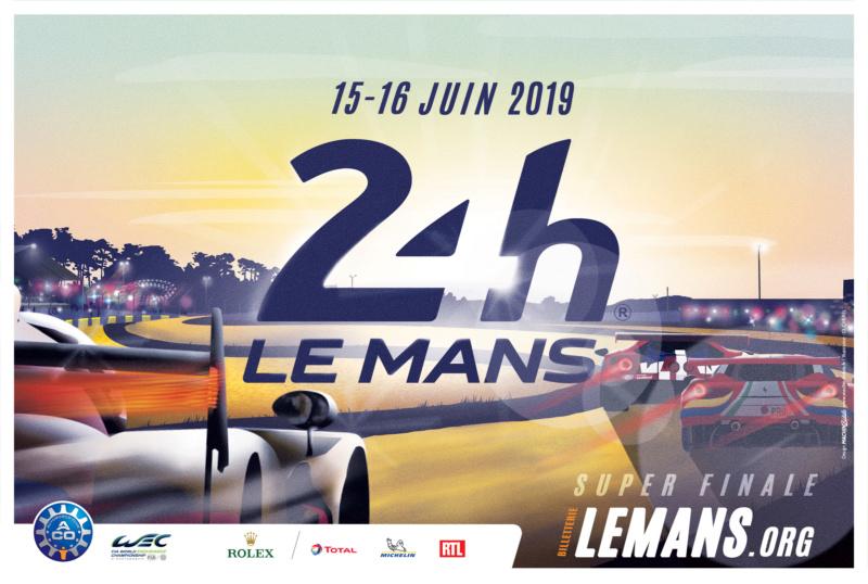 News WEC & Le Mans ... 2 - Page 24 Affich10