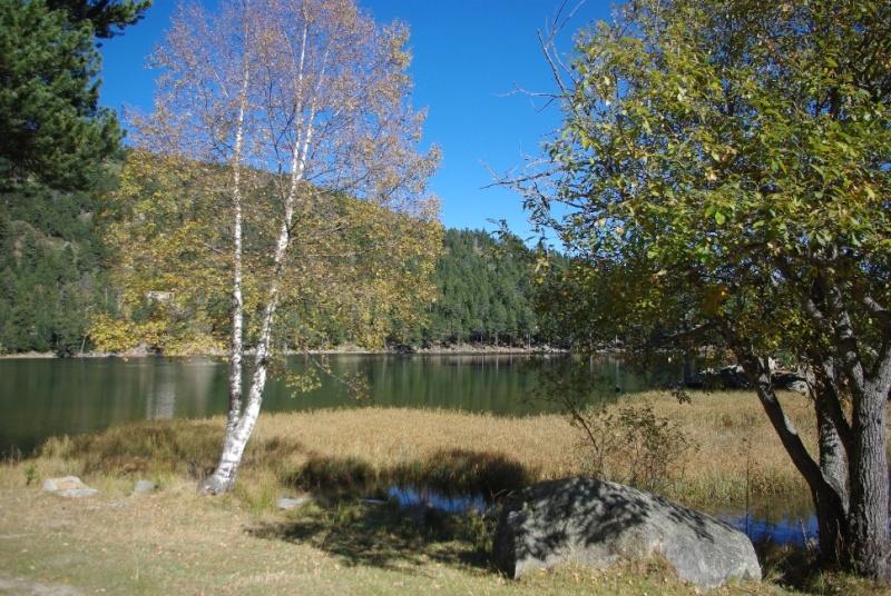 Lac de Balcère Octobre 2011 Imgp1237