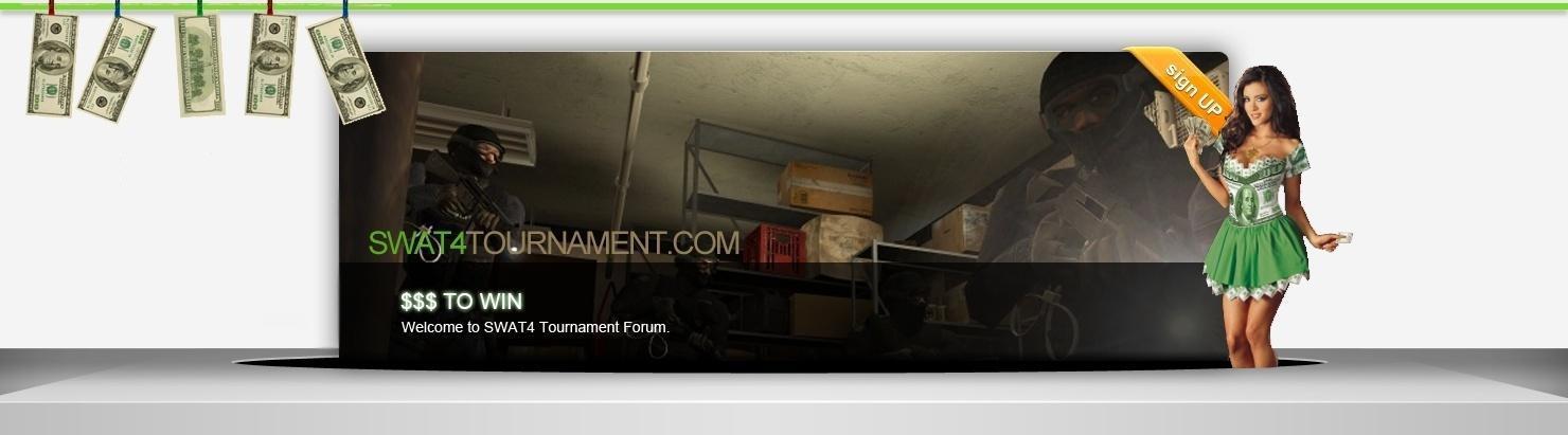 SWAT4 Tournament forum