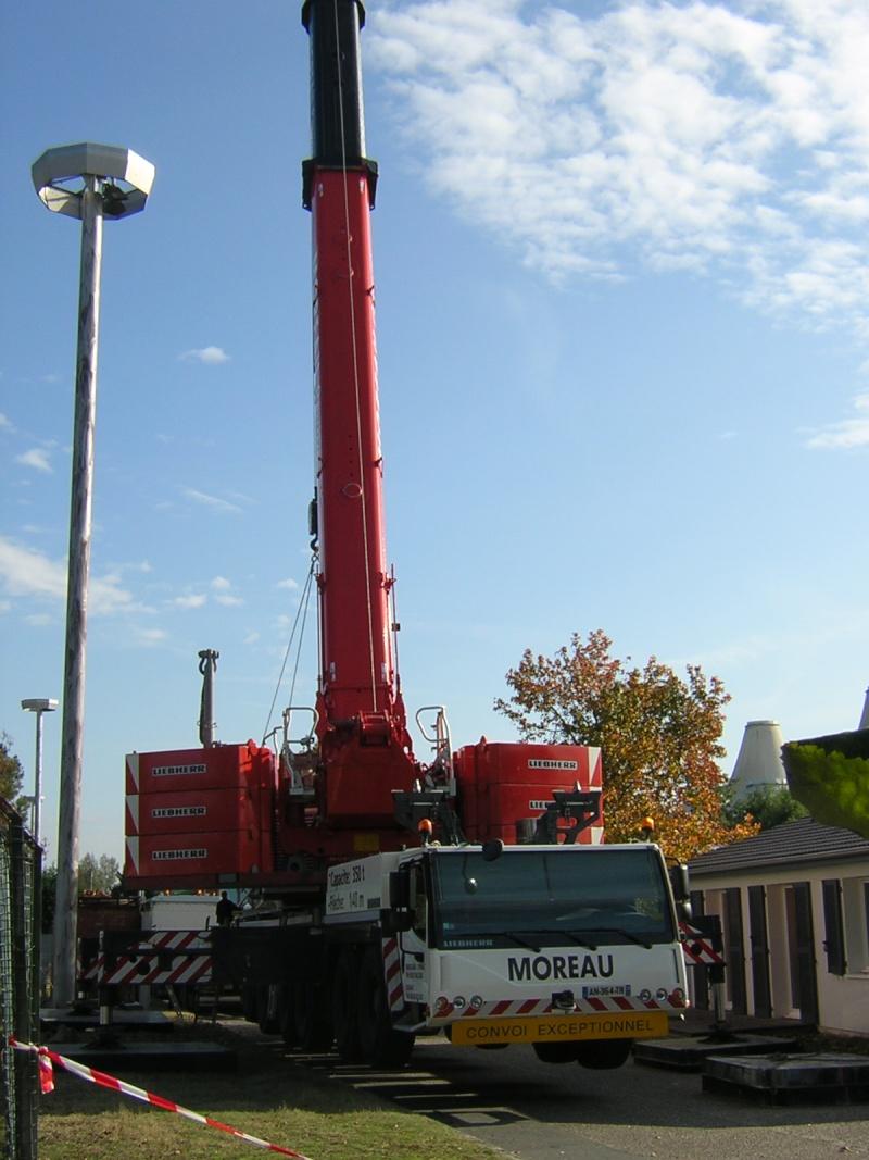 Les grues de MOREAU (Groupe FOSSELEV) (France) Dscn3112
