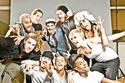 Photoshoot 2010 - promo tournée Louis Adrien Le Blay 16282510