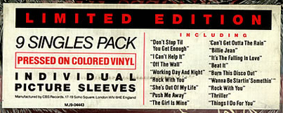 Michael Jackson 9 Singles Pack 9_sing11