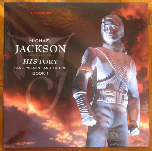 HIStory: le coffret et le triple LP Histor10