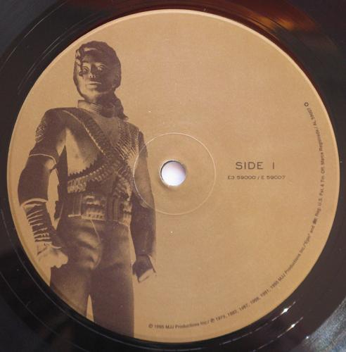 HIStory: le coffret et le triple LP Histor12
