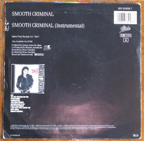 Single Smooth Criminal: histoire de pochettes Img26911