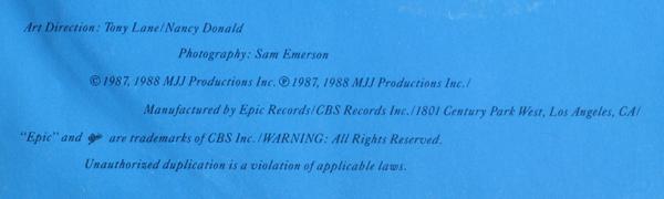 Single Smooth Criminal: histoire de pochettes Img26915