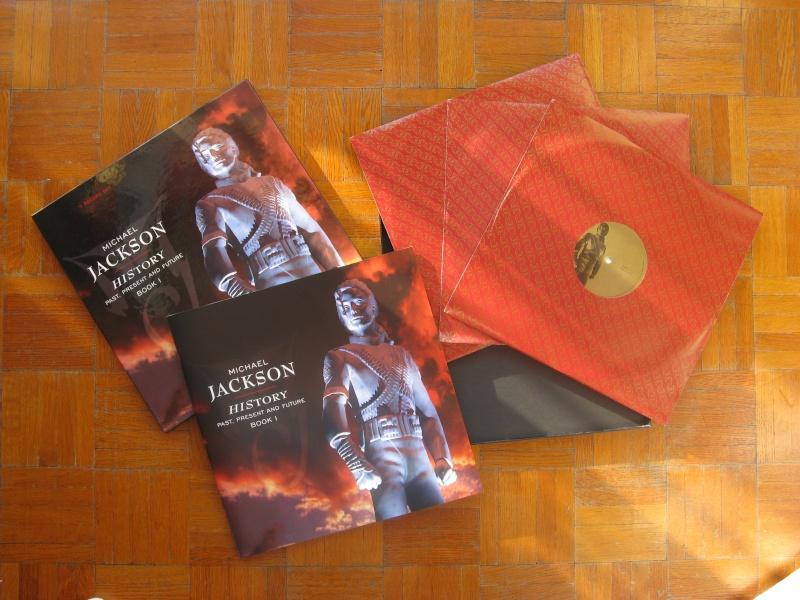 HIStory: le coffret et le triple LP Img_1210