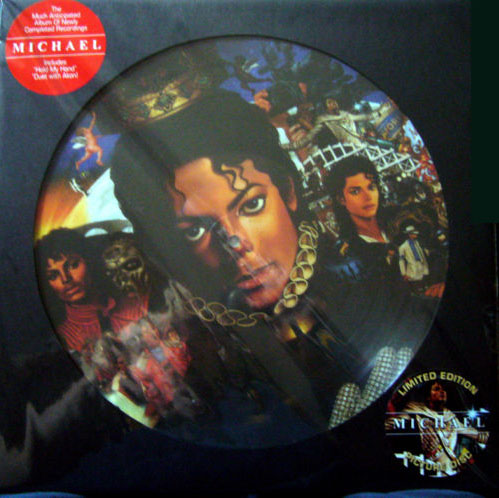 Picture Disc Michael Picmic12