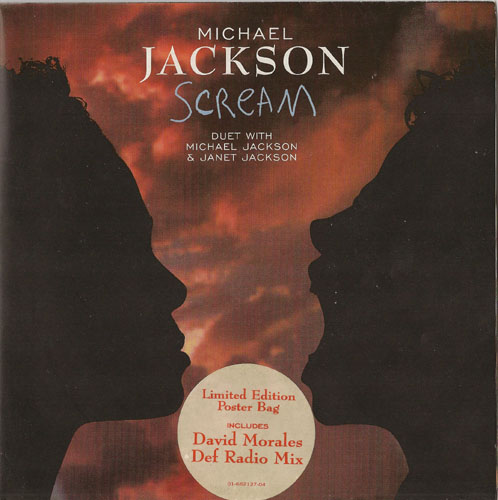 45T de MJ: les 'Poster-Bag Sleeves' Scream10