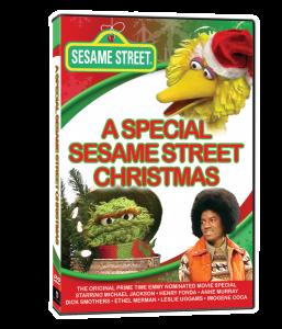 DVD : Special Sesame Street Christmas Sesstm10