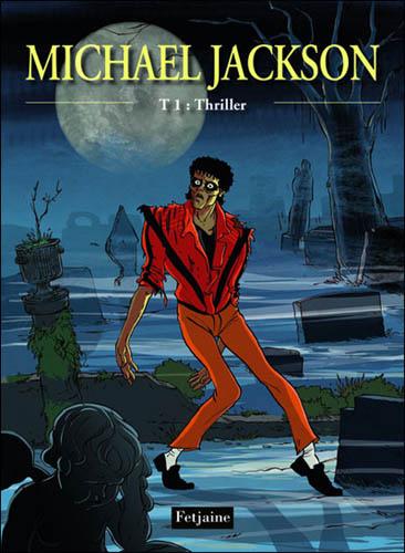 [Bande dessinée] Michael Jackson – Tome 1 : Thriller Thrill20