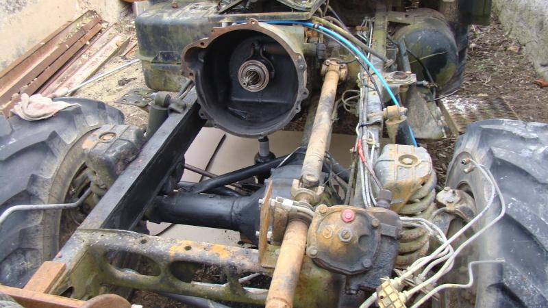 restauration moteur 421 00610