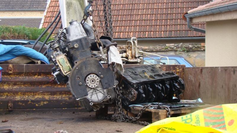 restauration moteur 421 00810
