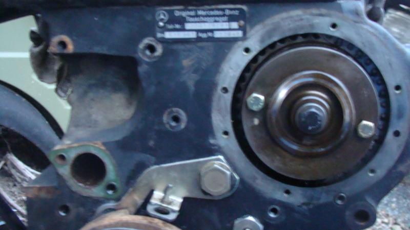 restauration moteur 421 01410