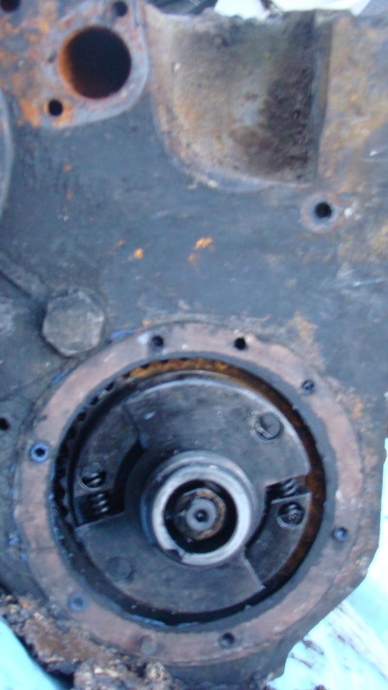 restauration moteur 421 01510