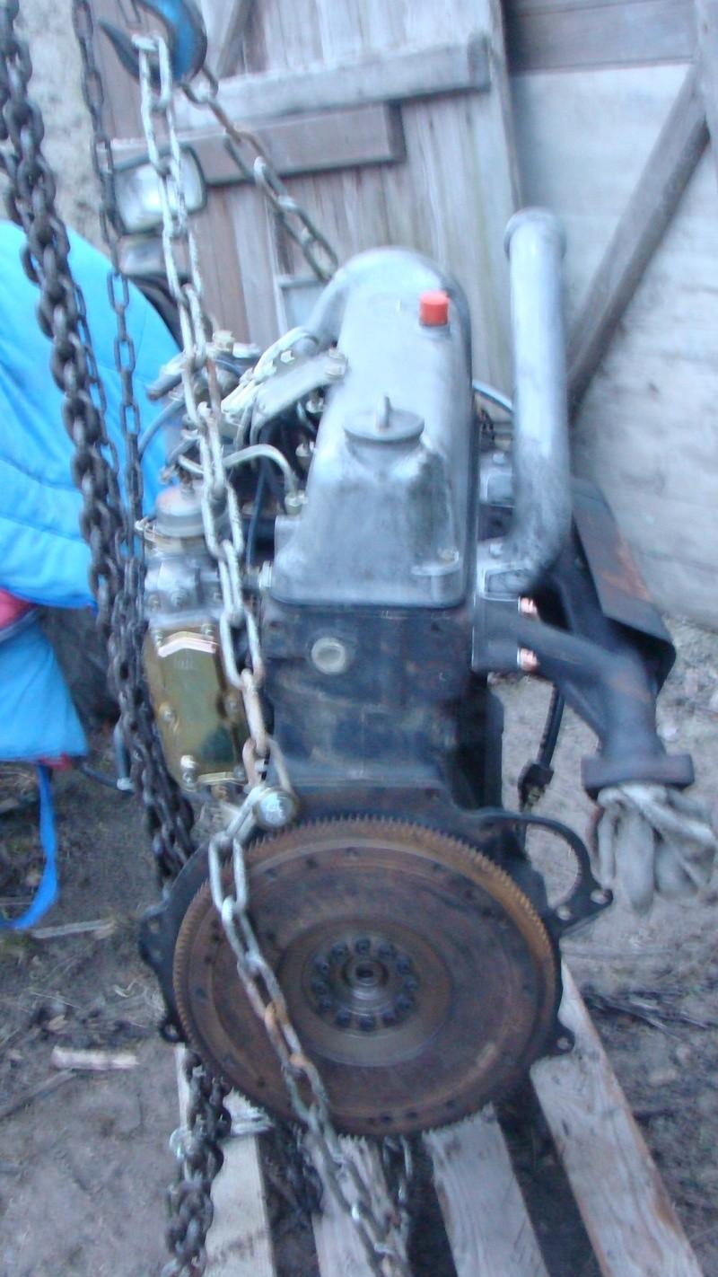 restauration moteur 421 01610
